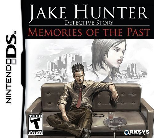 Rom juego Jake Hunter Detective Story - Memories Of The Past